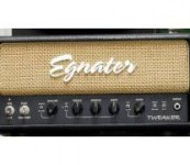 Egnater amplification tweaker15 head