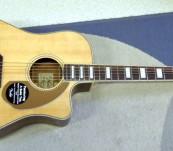 Fender Kingman SCE natural new model