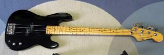 Squier II Precision Bass