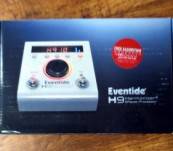 Eventide H9 Stombox