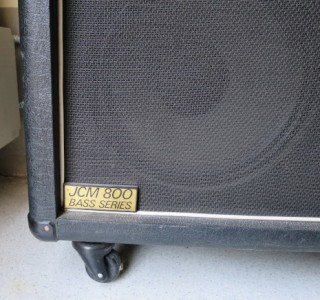 Marshall JCM800 Bass series mod.1984B