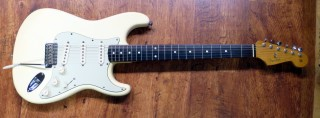 Fender Stratocaster Classic  60 mexico