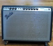 Fender Vibrolux Reverb silver face
